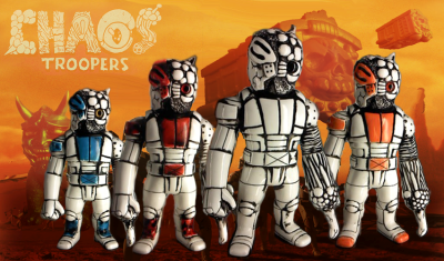 RxH x Onell Chaos Troopers