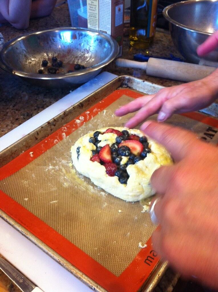 Making Gluten Free Dessert
