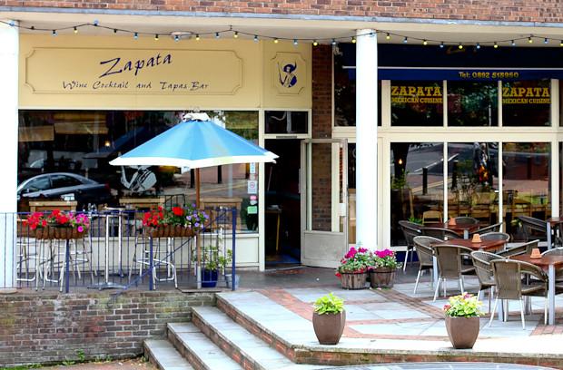 Zapatas Royal Tunbridge Wells