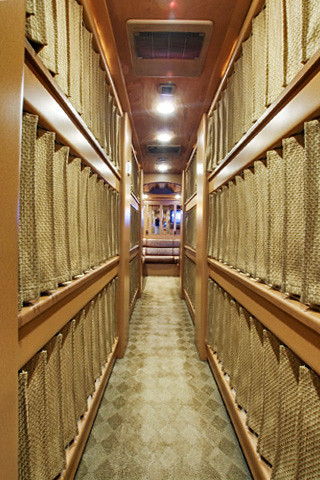 Horizon - Bunk Hallway