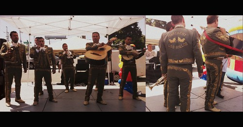 Mariachi Band at Chando's Tacos, Sacramento