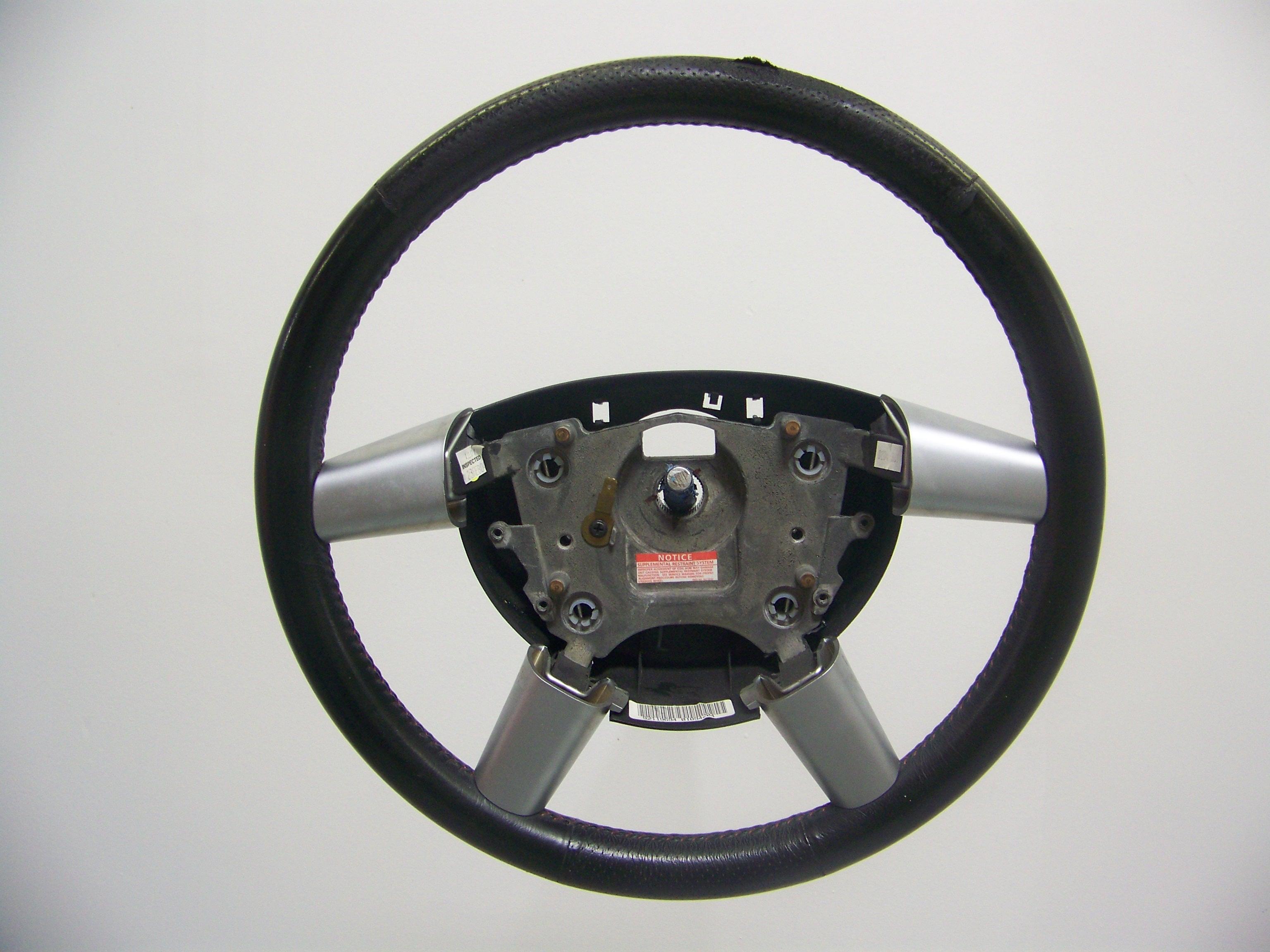 GTO Steering Wheel Re-Wrap