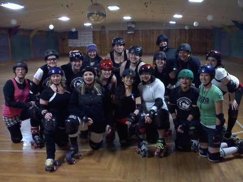 Whidbey Island Roller Girl - Guest Coaching