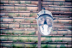 img684 (Hell62_Trbs) Tags: heritage film beach asia resort malaysia canonae1 woodenhouse achitecture terengganu fretwork traditionalhouse heritagevillage setiu analoque autaut penarik kodakcolourplus200 50mmf18fd terrapuri pinganchorage melayuhouse kampungmangkuk hell62 hell62trbs mfazarai pushprocessto400