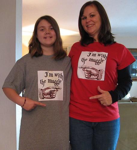 HP 7.1 t-shirts