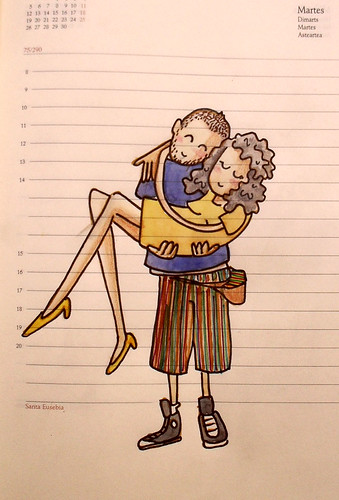 Te voy a abrazar 40 años seguidos... by gemma_granados