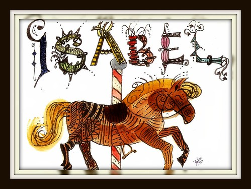 Card - Isabel 5 by BeverlyDiane