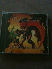 My Zelda Soundtrack came!
