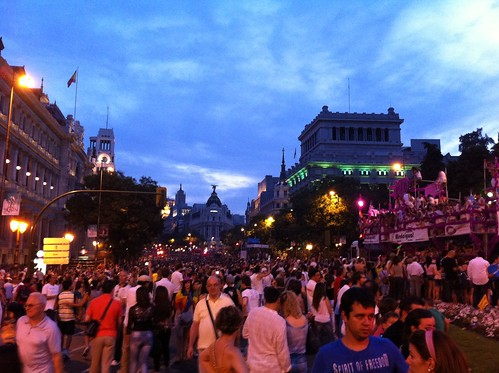 Twilight Gran Via (Photo:Stuart Baur)
