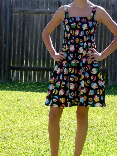 Rachel's Mendocino Dress #4