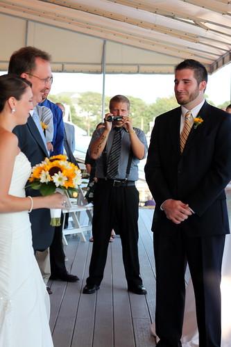 His Bride comes to Him