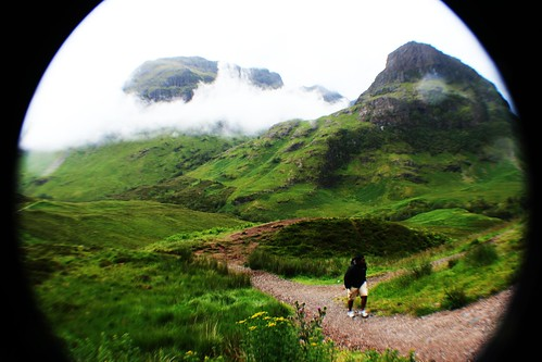 Glencoe and West Highland Way
