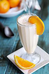 Orange Cream Shake (dineanddish) Tags: food orange recipe dessert icecream citrus milkshake