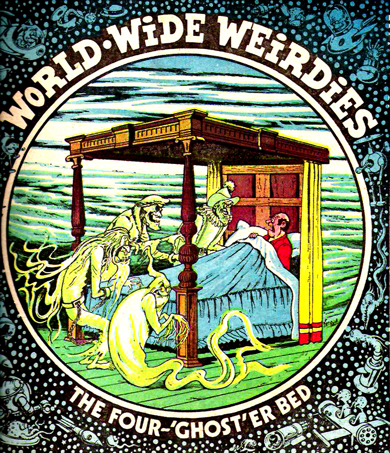 Ken Reid - World Wide Weirdies 92
