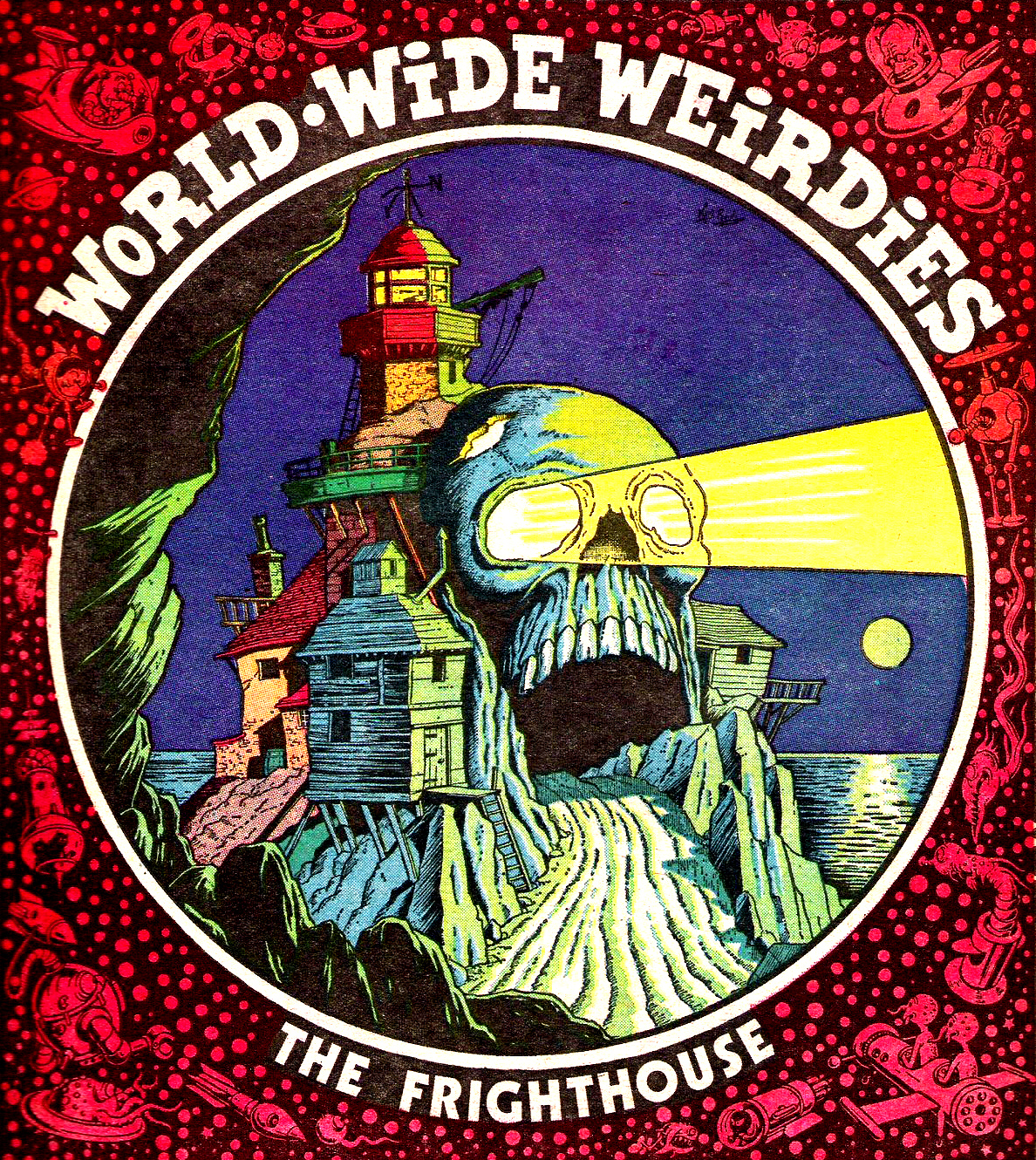 Ken Reid - World Wide Weirdies 58