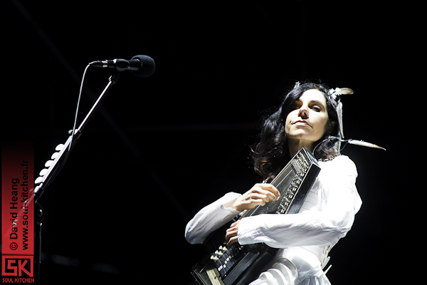 PJ Harvey @ Musilac 2011