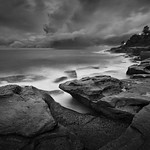 South Lurline Bay (B&W)