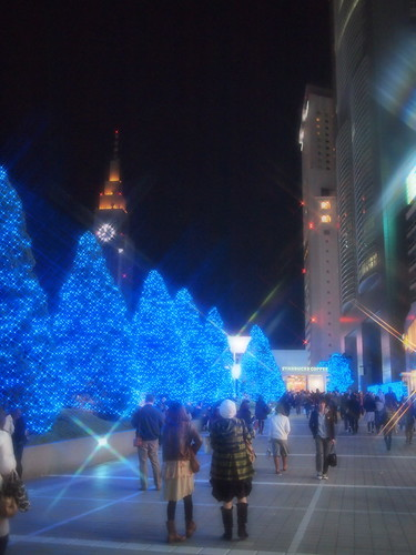 Shinjuku Southern Lights '09~'10