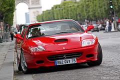 Superamerica (DLMphotos) Tags: paris france cars mercedes benz crazy cool fast ferrari spyder lamborghini rare sls amg superamerica 575 lp560 dlmphotos