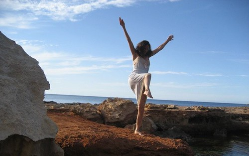 Featured Ibiza Retreat: Dancing with Life