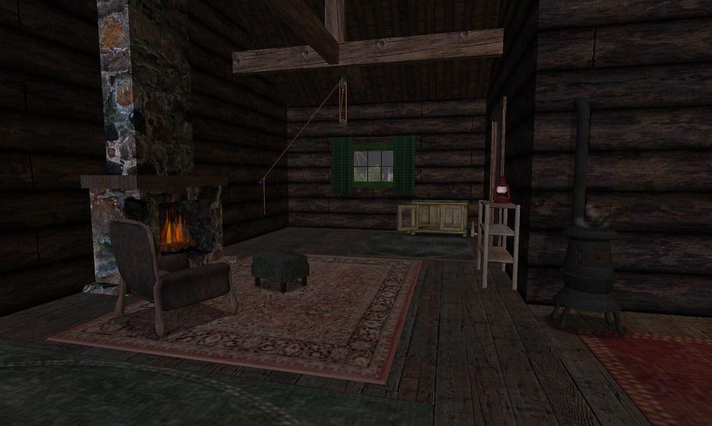 Backwoods Cabin 3 (of 6)