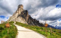 Dolomites - Passo di Giau II