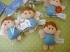 Embaladinhos com etiqueta (mariafloratelier2) Tags: baby babies batizado felt bebê feltro anjo btismo