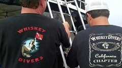 Whiskey Divers - mermaid and CA-chapter