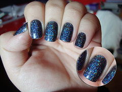 Congo (Panvel) + Expressions of Night (Top Beauty) (Harumi B.) Tags: glitter preto congo brilho panvel topbeauty expressionsofnight
