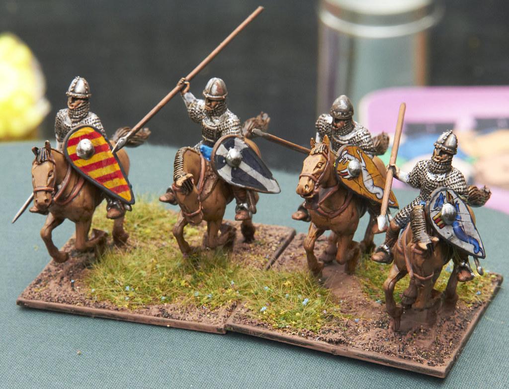 Conquest Games Plastic Normans: 1 - darkageswab.blogspot.com
