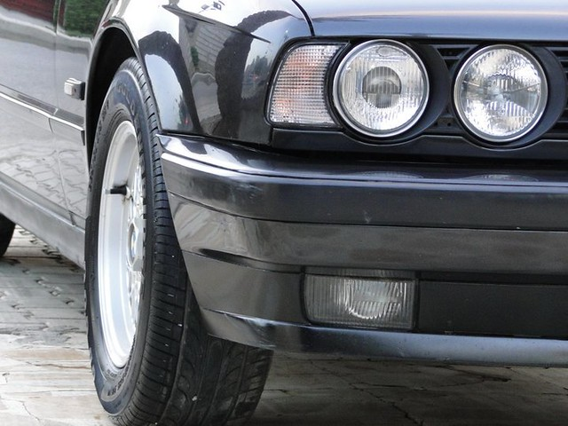 bmw 1992 525