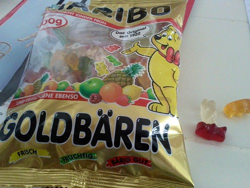 Day 204 - German Candy