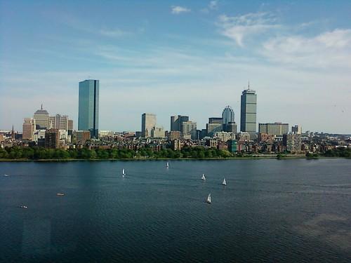 View from Microsoft NERD Center