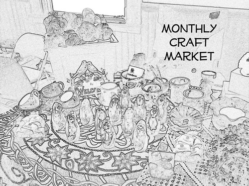 Monthly Craft Market