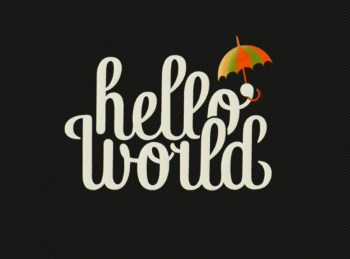 Hello World by Littlemad