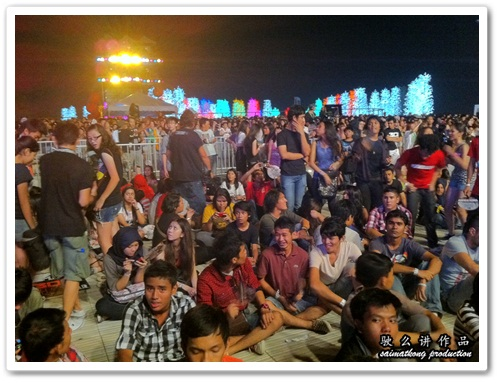 MTV World Stage 2011 @ i-City Shah Alam