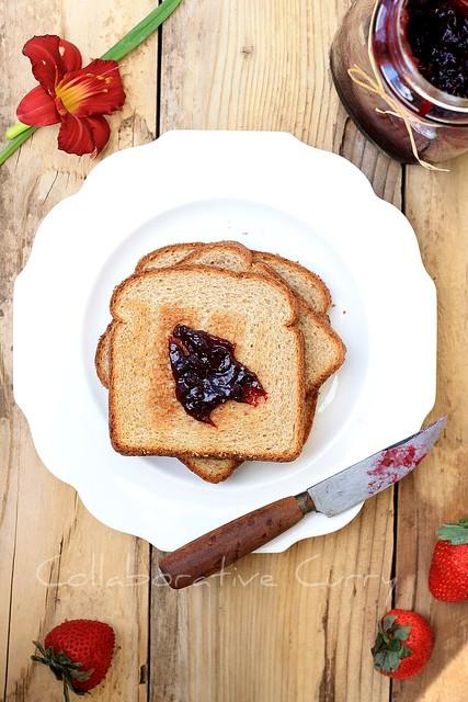 Berry-Rhubarb Jam