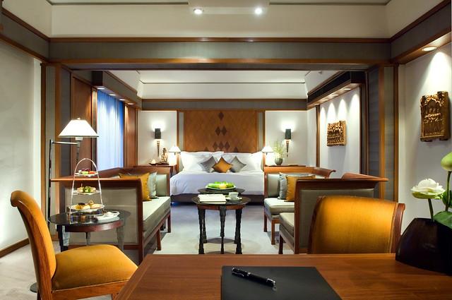 バンコクの高級ホテル:ザ スコタイ バンコク