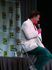 Bruce Campbell (vagueonthehow) Tags: brucecampbell sdcc sandiegocomiccon xenawarriorprincess herculesthelegendaryjourneys burnnotice theadventuresofbriscocountyjr sandiegocomiccon2011