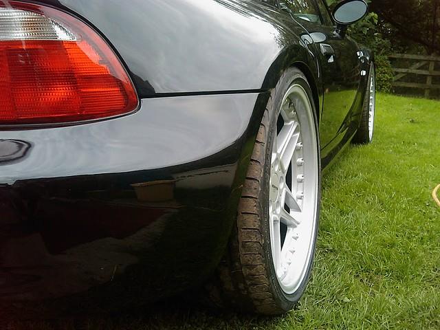 1999 M Coupe | Cosmos Black | Imola/Black | AC Schnitzer Type III Race Wheels