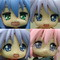 Nendoroid Petit Lucky Star x Street Fighter Set