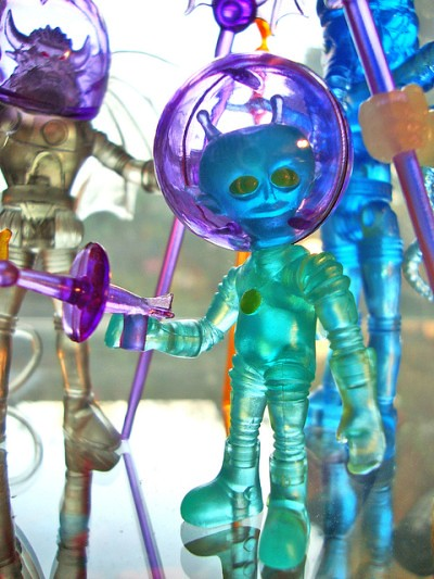 Outer Space Men Alpha Wave