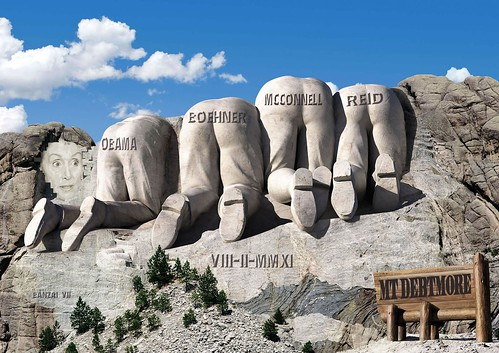 MT DEBTMORE USA by Colonel Flick