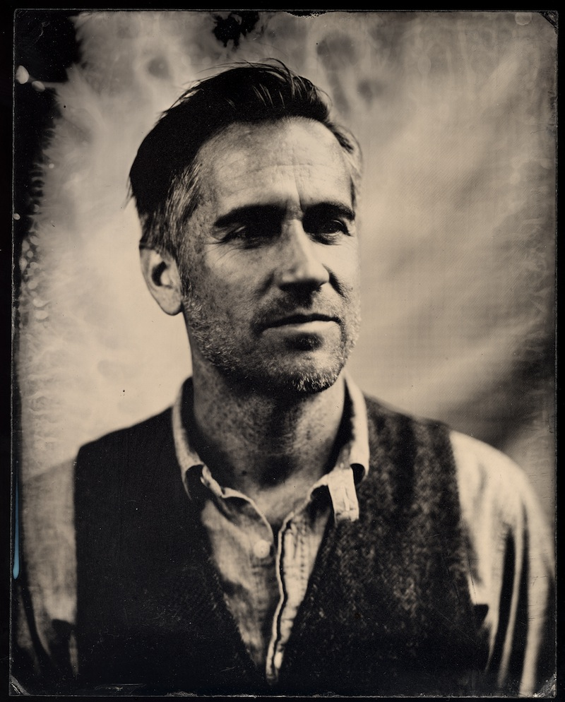 Daniel Carrillo wet plate photography