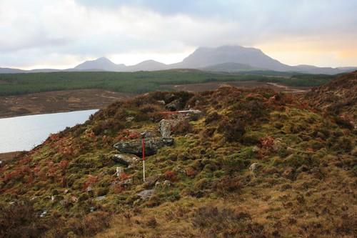 Loch Borralan Cairn