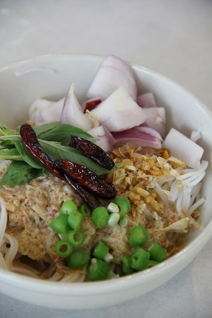 Thai mushroom curry