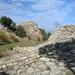 Ancient ruins of Troy (Troia), Anatolia, Turkey