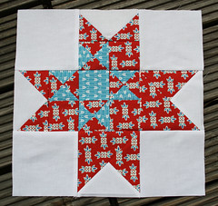 summer sampler block B