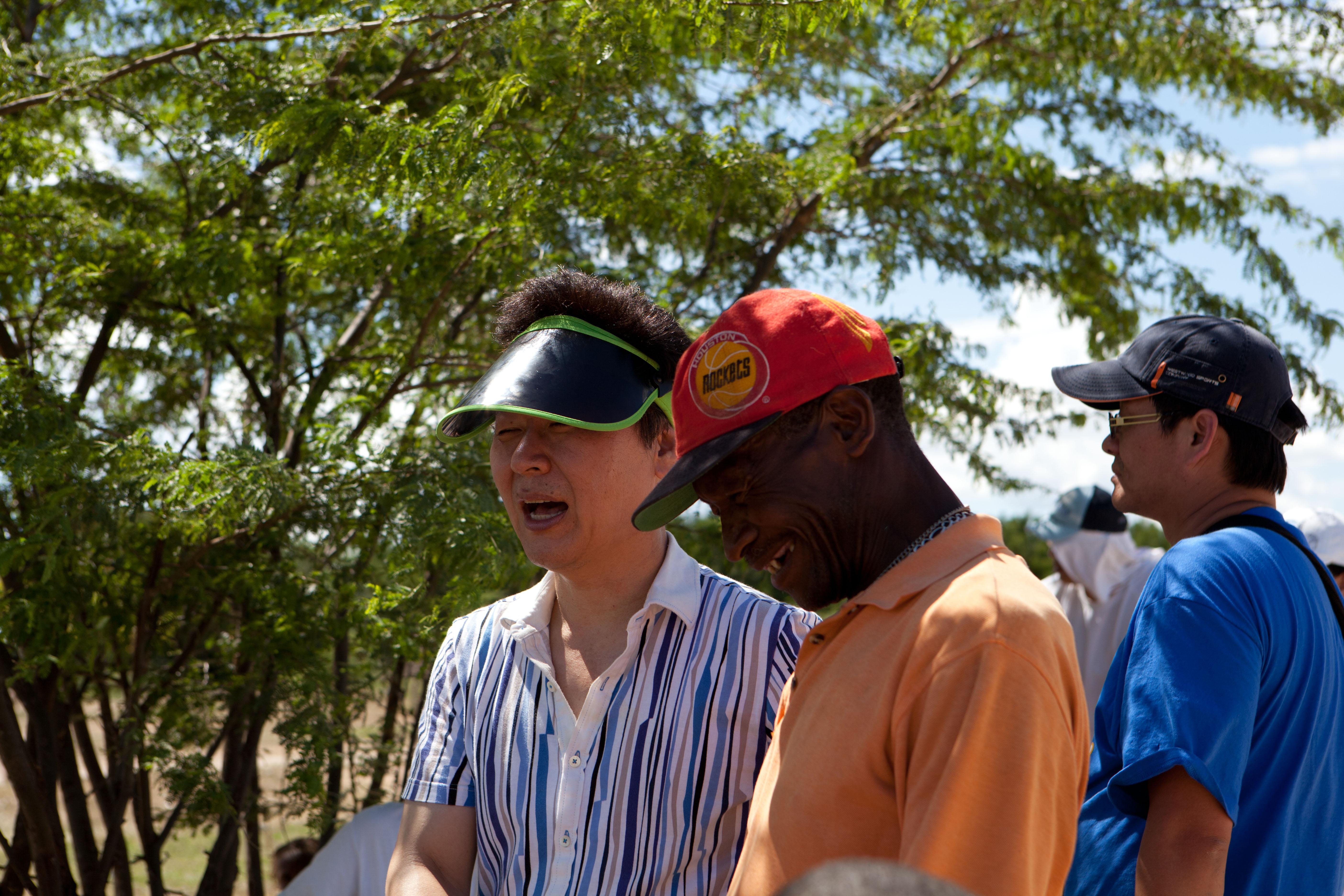 2011 아이티단기선교 어린이사역 (6)