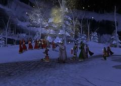 ScreenShot00093 (Caelas) Tags: christmas july shades lotro arkenstone branick